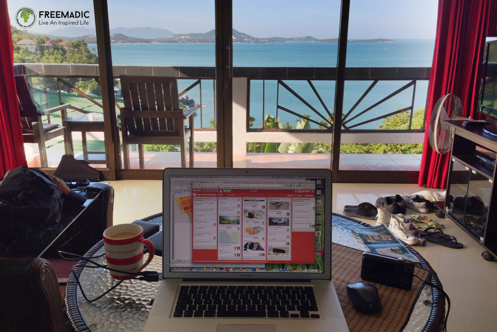 The 5 Things You Need to Become a Successful Digital Nomad