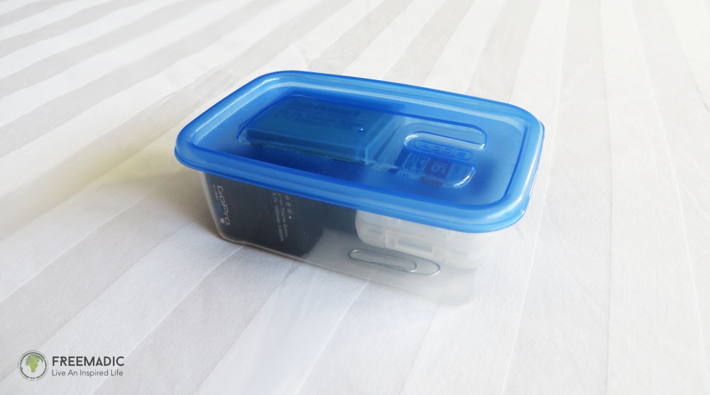 Small Tupperware