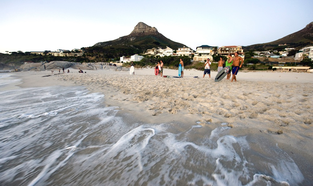 Freemaic - Skimboarding Camps Bay